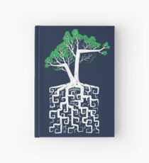 Square Root Hardcover Journal