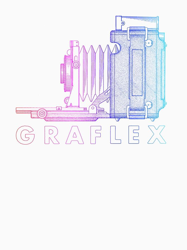 Vintage Photography - Graflex (Version 2) - Multi-Colour von brainsontoast