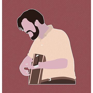 DAVE VAN RONK by barneyrobble