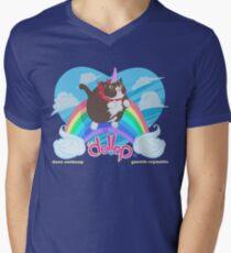 DOLLOP - Josénicorn Men's V-Neck T-Shirt