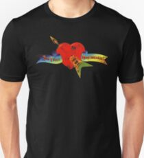 Tom Petty and the heartbreakers  T-Shirt