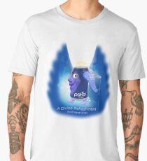"""A Divine Refreshment That Never Ends"" Original Concept & Design by Alice Iordache Men's Premium T-Shirt"