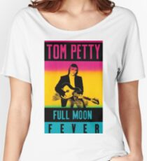 In Memoriam Tom Petty Full moon fever Women's Relaxed Fit T-Shirt