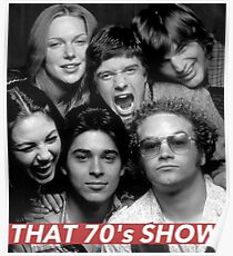 THAT 70's SHOW Poster