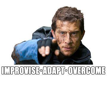 Improvise Adapt Overcome - v1 by dbatista
