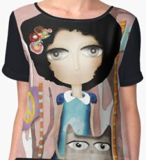 In the name of love Women's Chiffon Top