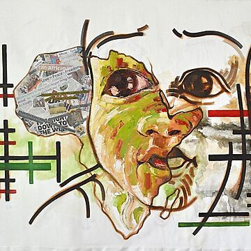 I am Africa by Buatshini