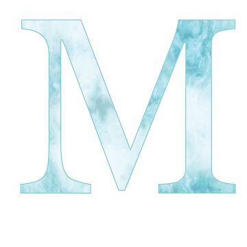 mármol azul mu de mollysilverberg
