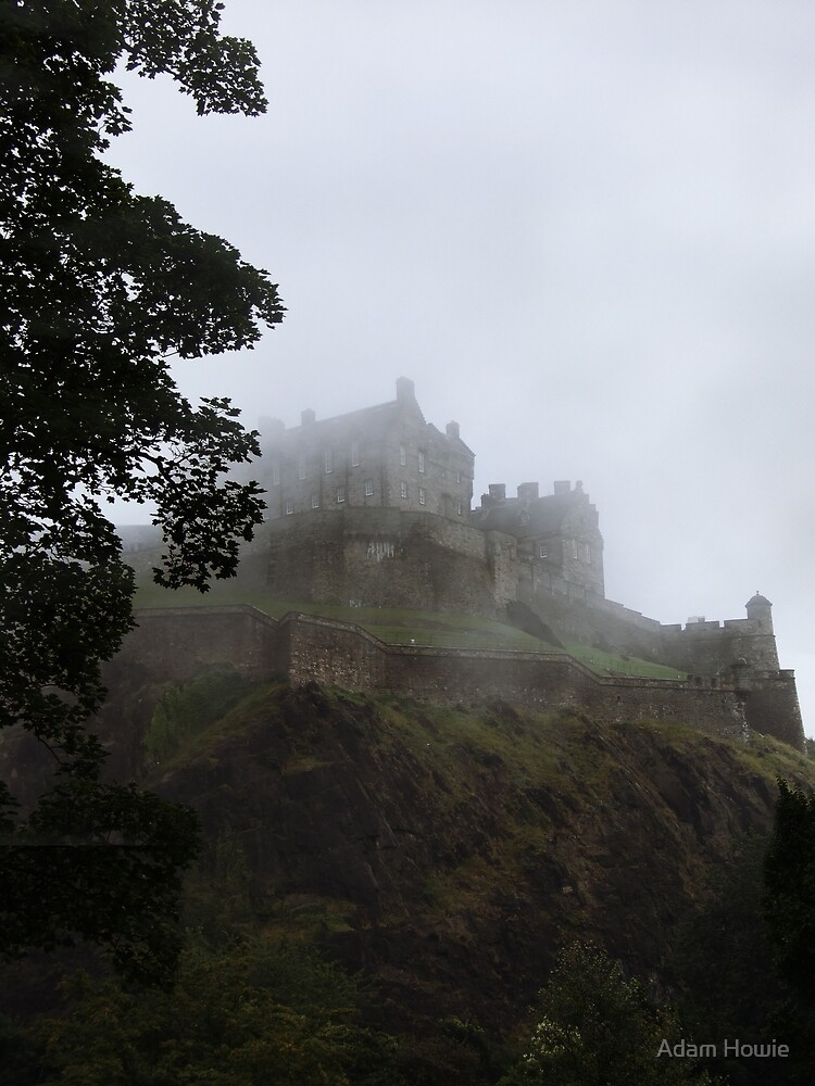 Photo - Edinburgh - 001 by Adam Howie