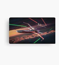 X-wing Canvas Print