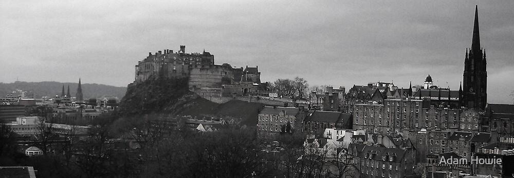 Photo - Edinburgh - 002 by Adam Howie