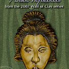 "WALL of CLAY: ""Asian Influenced"" by Patricia Anne McCarty-Tamayo"