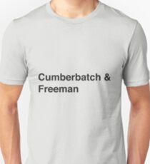 Cumberbatch & Freeman T-Shirt