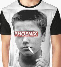 RIVER PHOENIX Graphic T-Shirt