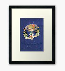ARIES - my cute horoscope Framed Print