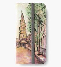 Charleston Streetscape iPhone Wallet/Case/Skin