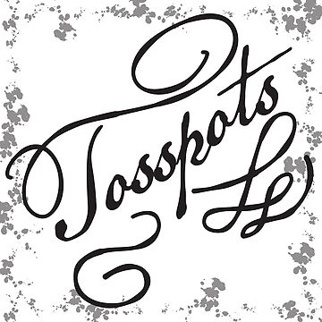 Tosspots No1 in the set Tosspots & Tea Biscuits by frestyl