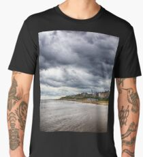 Stormy Seaside Men's Premium T-Shirt