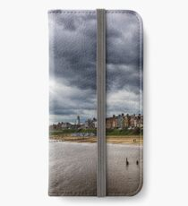 Stormy Seaside iPhone Wallet/Case/Skin