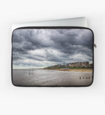 Stormy Seaside Laptop Sleeve
