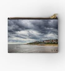 Stormy Seaside Studio Pouch