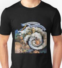 Camiseta unisex El rey de mal humor