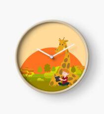 Readers Clock