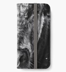 English Longhorn Bull iPhone Wallet/Case/Skin