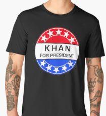 KHAN FOR PRESIDENT Men's Premium T-Shirt