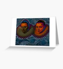 Belus  Greeting Card