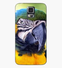 Macaw Parrot Case/Skin for Samsung Galaxy