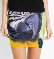 Macaw Parrot Mini Skirt