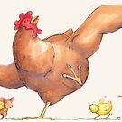 Chicken Little by Nina Rycroft