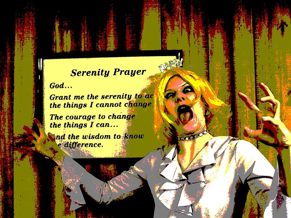 serenity screams by Fritzotic