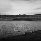 Stewart Crossing B&W by Yukondick