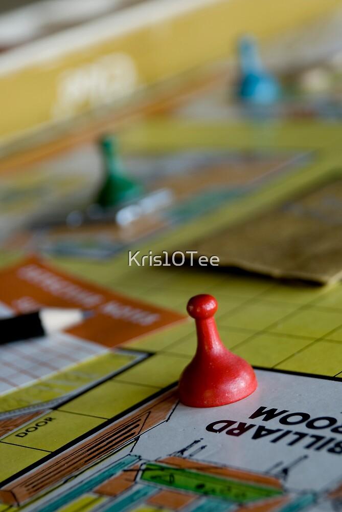 Get A Clue by Kris10Tee
