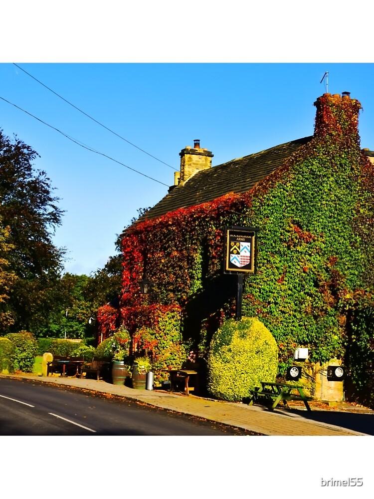 Herbstlicher Pub .... !! von brimel55