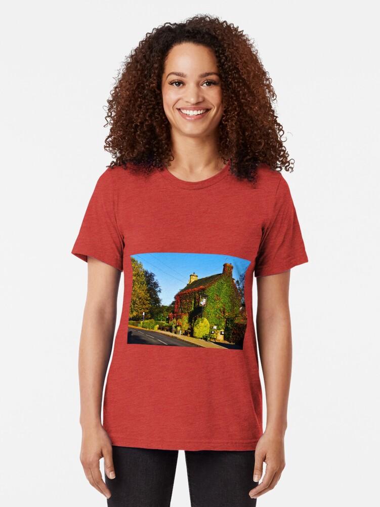 Alternative Ansicht von Herbstlicher Pub .... !! Vintage T-Shirt