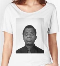 James Baldwin  Women's Relaxed Fit T-Shirt