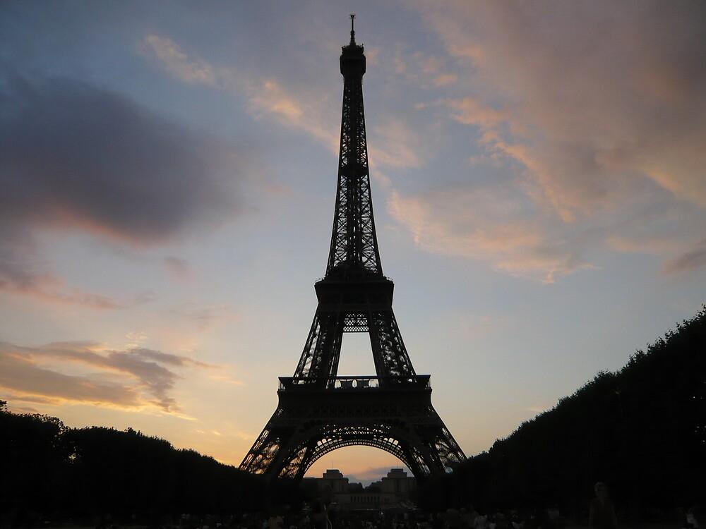 EiffelTower by shevey