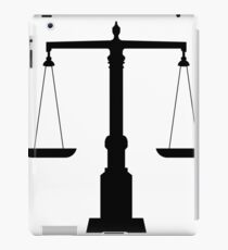 weight scale iPad Case/Skin