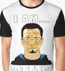 I Am...Catman. Graphic T-Shirt