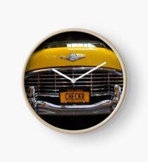 Nosey Checker Clock