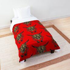 Gold Hanya Mask Comforter