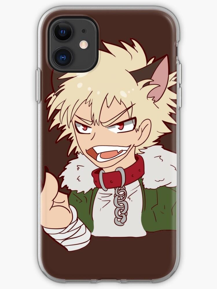coque iphone 8 kacchan