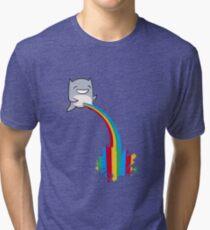 peebow Tri-blend T-Shirt