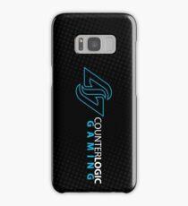 Galaxy Case - Full CLG Logo / Style 1 Samsung Galaxy Case/Skin