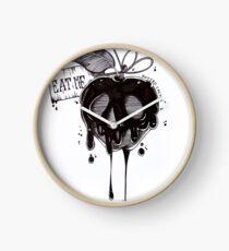 Eat Me! Clock