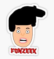 FONZEEK Sticker