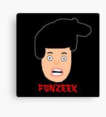 FONZEEK Canvas Print